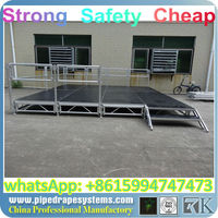 BEST chemical composition fire,compact concert equipment stage