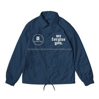 Sports jackets, coach jacket men, winter jacket sleeves and lapels sublimation designs