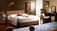 Water hyacinth bedroom sets, high quality furniture for resorts, hotels