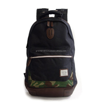 Various colors of Misto Forza laptop backpack school bags