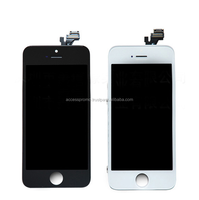 Replacement black screen glass digitizer assembly lcd for iphone 4/4s/5s/6plus