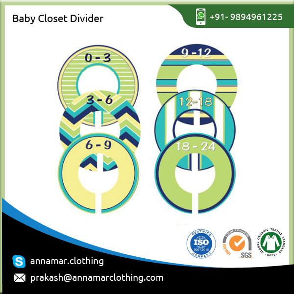 Hot Sale Baby Closet Divider at Best Price