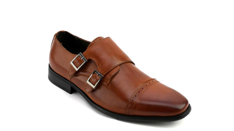 Mens Causal Dress Genuine Leather Shoes