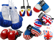 Promotional Mini Boxing gloves all colors