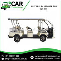 High Strength Battery Operated Electric Vehicle/ Mini Bus at Low Cost