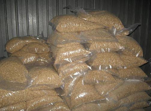 15 kg wood Pellet Din plus/EN plus-A1 Wood Pellet Packed