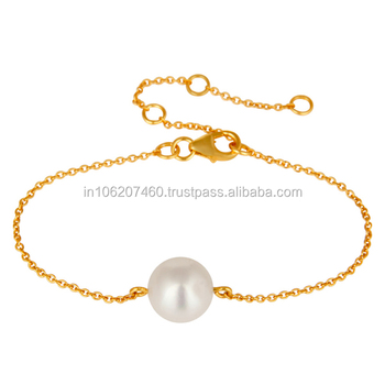 925 Sterling Silver Pearl Bracelets Manufacturers,Micron Gold Pearl Bracelets Jewelry,Semiprecious gemstones bracelet