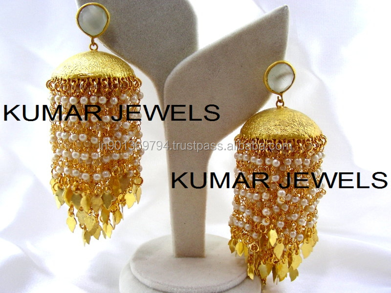 Well Formed Long Jhumki