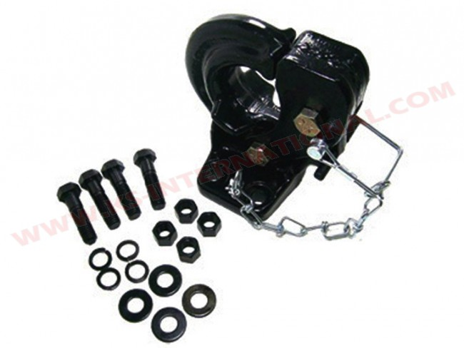 Isuzu 4x4 Pick Up Parts & Accessories - AVM Accessories - Pintle Hook