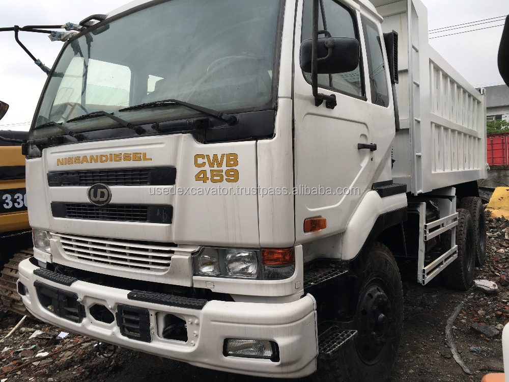 Used Original CWB Dump truck, used Hino truck good engine and good price, also have Isuzu Dump trucks for sale