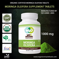 The Superior Grade Quality Moringa Tablets For Export Sales