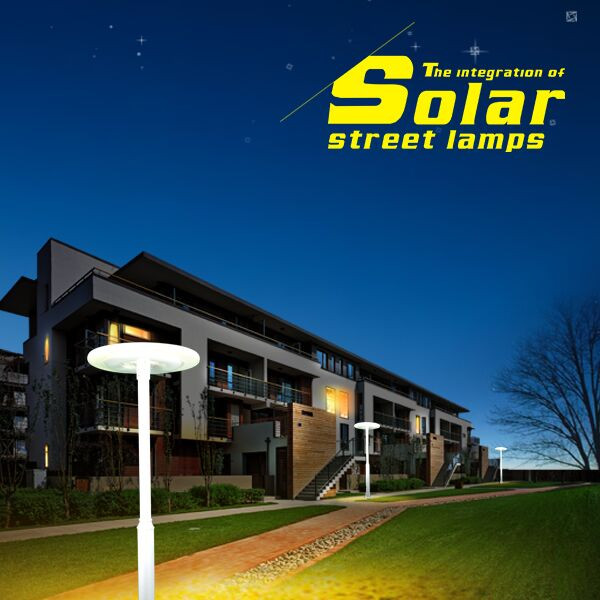 High quality All in one Solar Lights Outdoor Garden