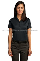 Red House - Ladies Contrast Stitch Performance Pique Polo - RH50.