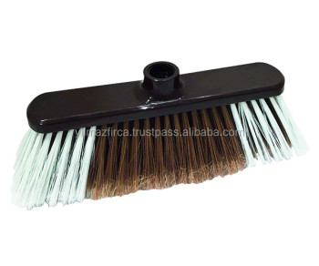 plastic soft bristle broom with low price good design