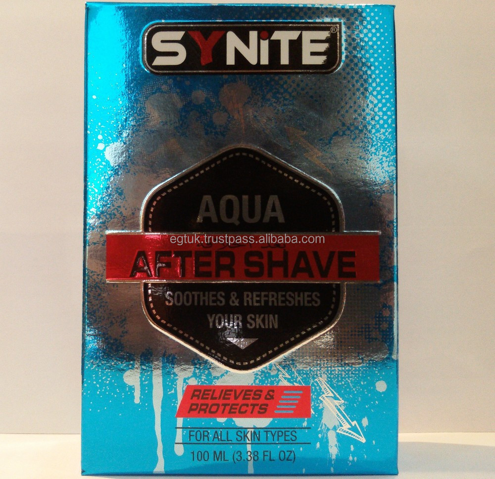 Synite After Shave Lotions