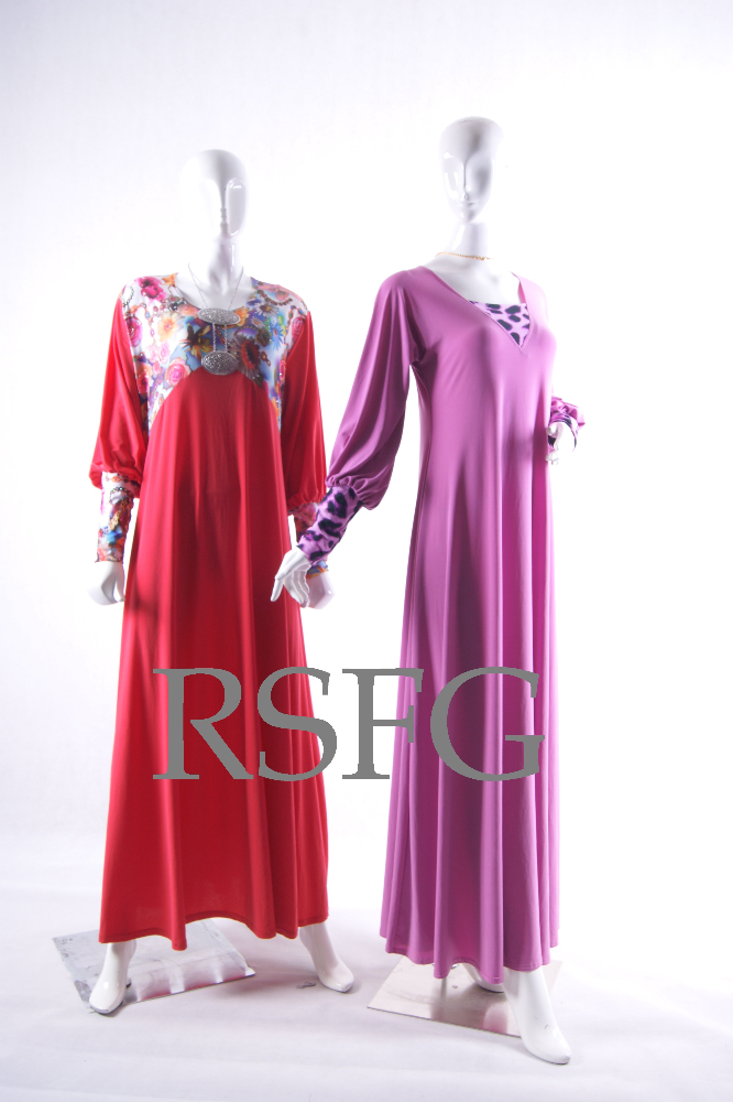 Pemborong Jubah Dress