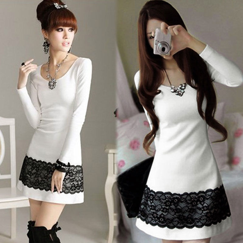 Woman Dress OEM Ladies Girl New Fashion Clothes Wearing Autumn 2015 Model: OEM-103