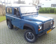 USED CARS - LAND ROVER DEFENDER 90 TDI (LHD 7479)