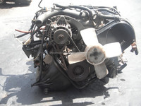 USED SUZUKI F5B 3CYL PETROL ENGINE