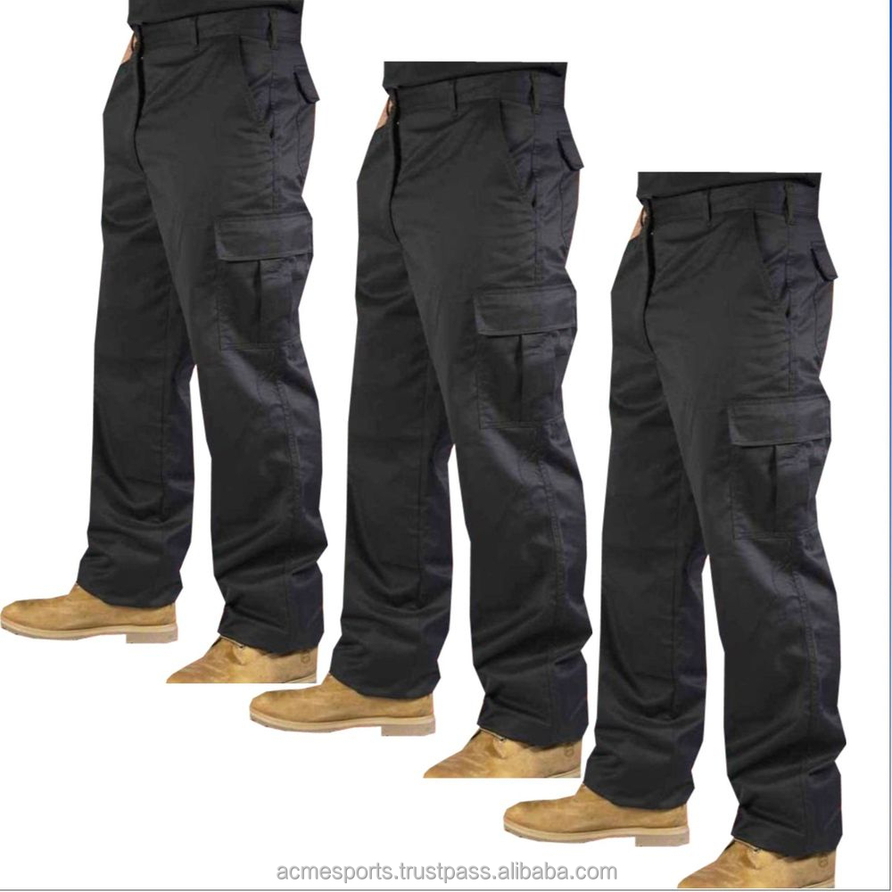 cargo work pants for men - Pi Pants