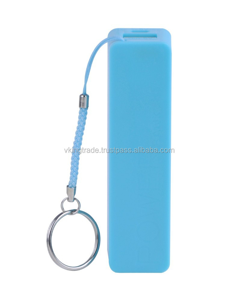 Vking Travel Perfume External Batterys New Design battery charger 2600Mah
