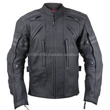 Street Motorbike Jacket Premium Cowhide Leather