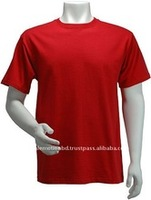 cheap price High quality mens basic cotton t shirt