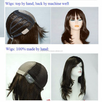 Rpgshow Brazilian lace front wig,body wave lace front human hair wigs black color cheap human hair wigs instock
