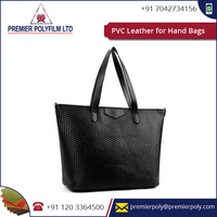 PVC Artificial Leather for Hand Bags