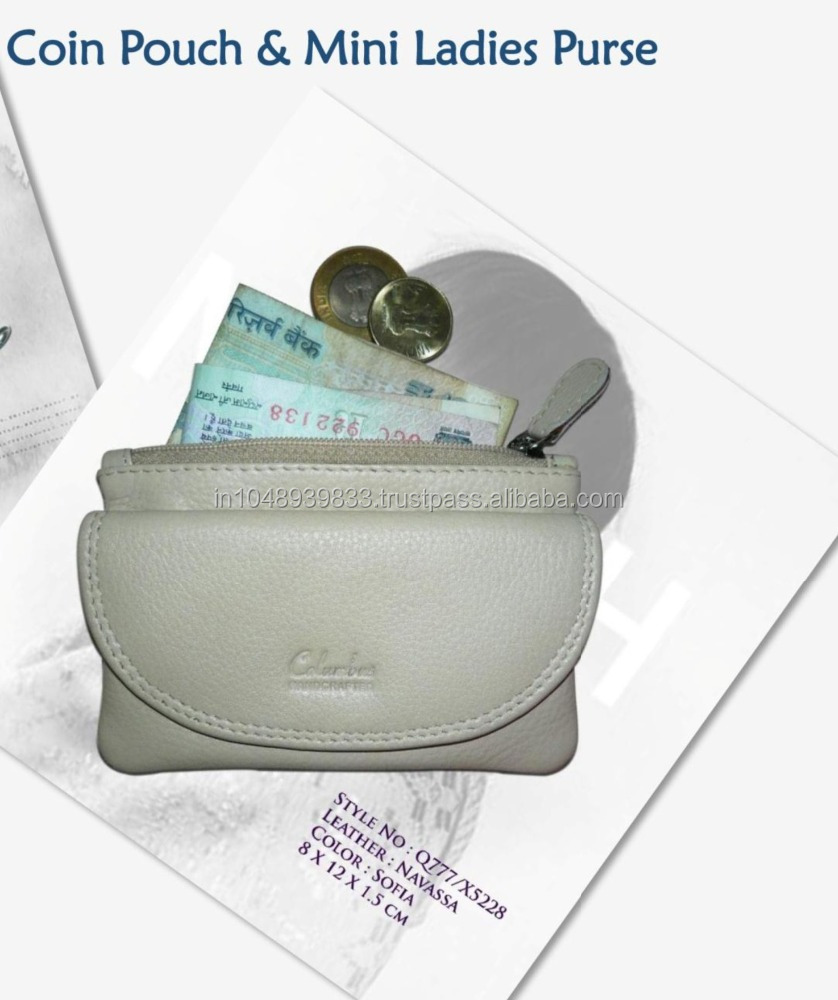 Coin cum mini ladies purse