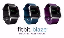 Low Cost Price For New FitBit Blaze Smart Fitness Watch