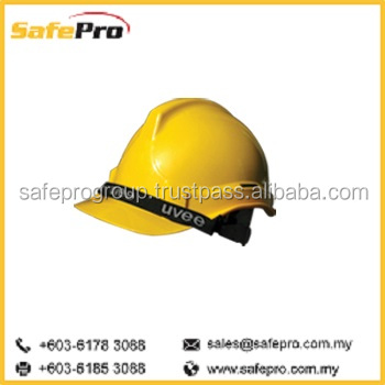 High Quality UVEE American Industrial Construction Safety Helmet (Standard Colour)