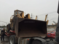 Used Wheel Loader kawasaki KLD85Z loader for Sale! / used Japan loader kawasaki kld65z,70z,80z,90z