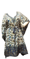 Latest Fashion Designs Dress Printed Women Kaftan Dress manufacturer & wholesaler