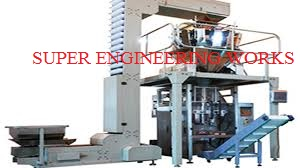 Multihead Weigher Automatic form fill Sealing Machine