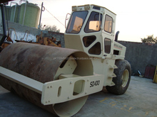 Ingersoll-Rand Road Roller, Used Ingersoll Rand SD100 SD150 SD200 Road Roller Compactor