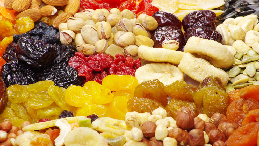 dried fruit for sale