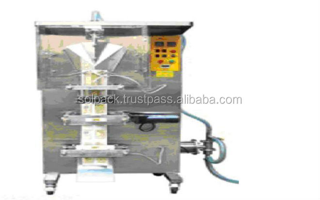 Solpack OFFER PRICE milk pouch Packing Machine(500ml-1000ml)