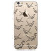 Printed Bird Origami Patterned Design Soft cover TPU case