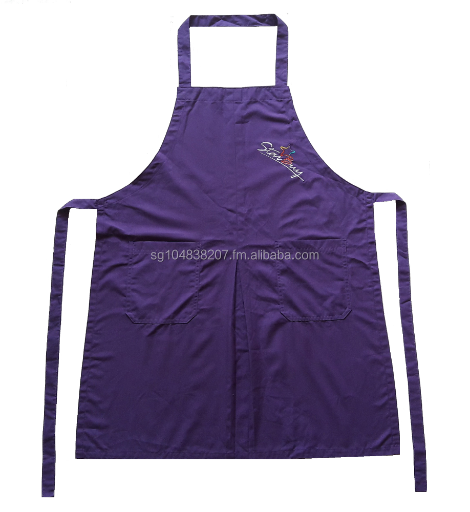 Cheap Colour Apron Customised
