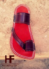 Leather Shoes high quality KOLHAPURI style chappal - men sandals - women sandals - handstitched - thong sandals - leather shoes