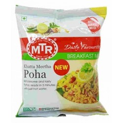 MTR REGULAR POHA | khatta meetha poha