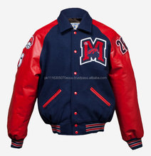 custom fitted baseball varsity air conditioned jackets /Hot Sale Custom Varsity Jackets/ NWSJ-430/AT NOKI