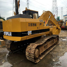 excavator cat e200b used excavator for sale original parts Japan