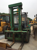 Komatsu 10 ton forklifts good condition for sale, strong engine , running well, used Komatsu forklifts 5 ton ,TCM for sale