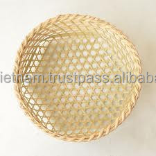 Japanese Traditional Bamboo Basket (Skype: july.etop)
