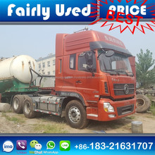 Low Price Slightly Used Dongfeng Truck Head of Dongfeng Tractor Head Truck