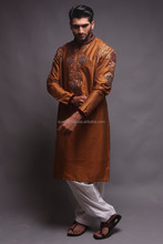 Embroidered Designer Kurtas, Stylish Men Kurta Design Men Black Kurta Designs Men Embroidered , Embroidery Kurta Salwar for Eid