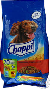 CHAPPI Pet Food in Sachets