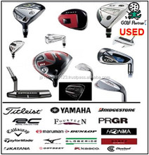 Cost-effective and popular used golf club drivers and Used golf club for resell , deffer model also available
